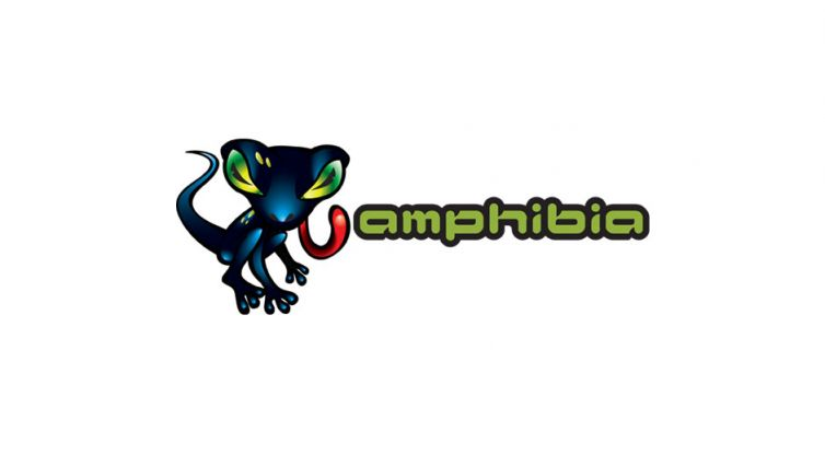 Logo Design: Amphibia Sports