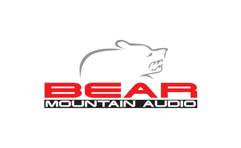 Logo Design: Bear Mountain Audio