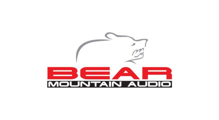 Logo Design: Bear Mountain Audio