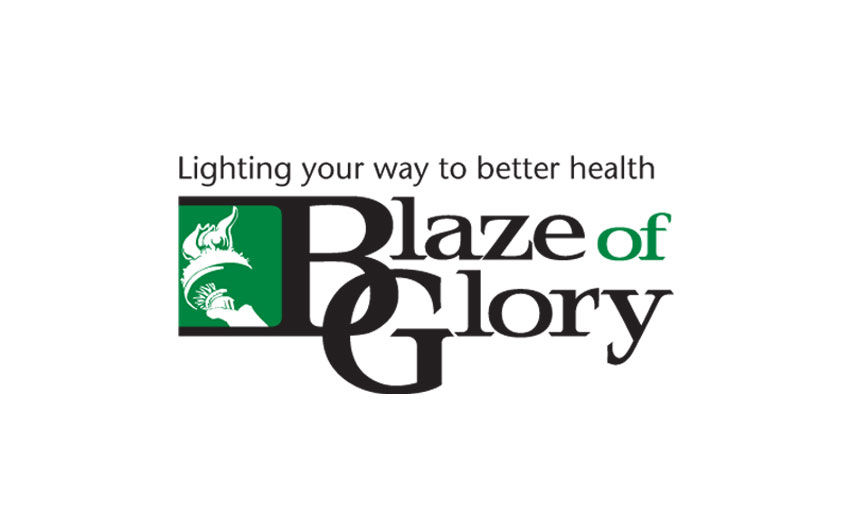 Logo Design: Blaze of Glory