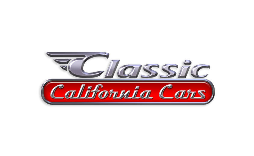 Logo Design: Classic California Cars