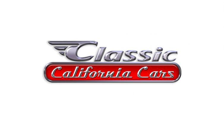 Logo Design: Classic California Cars