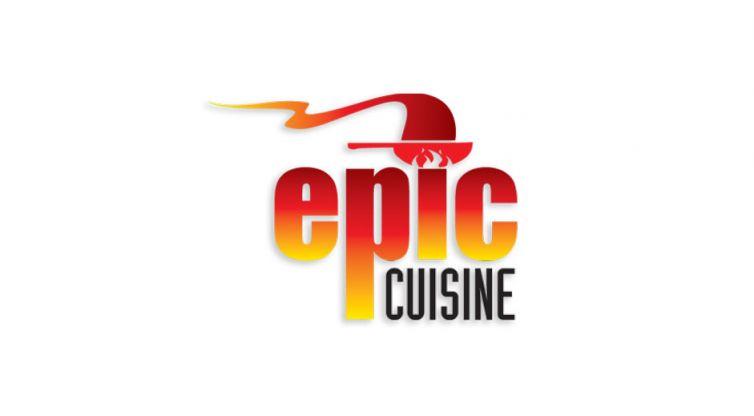 Logo Design: Epic Cuisine Catering