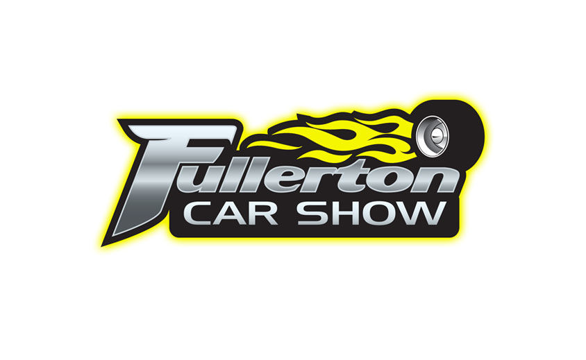 Logo Design: Fullerton Car Show