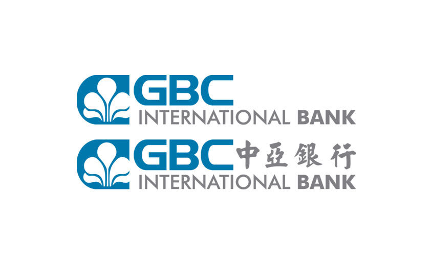 Logo Design: GBC International Bank