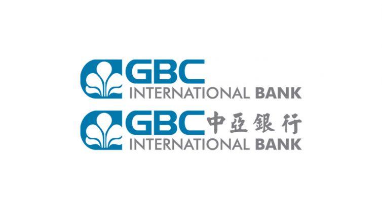 Logo Design: GBC International Bank
