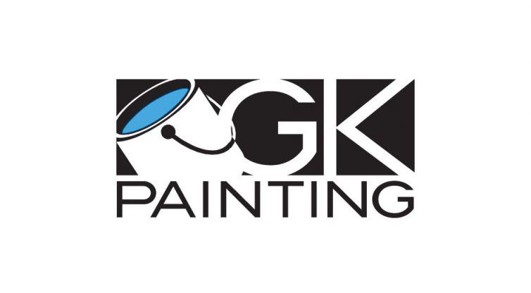 Logo Design: GK Painting