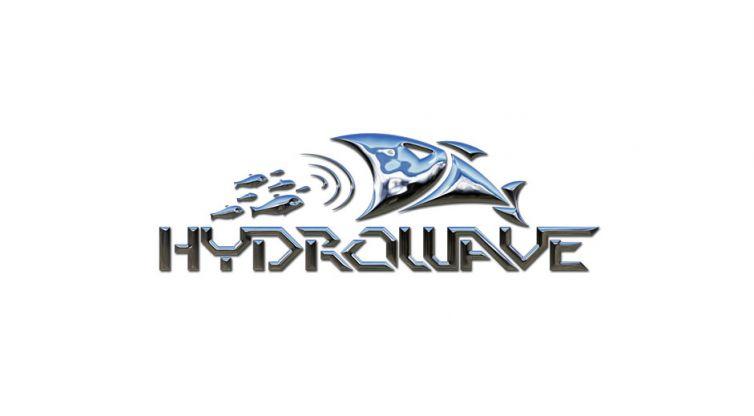 Logo Design: Hydrowave Fishing Electronics