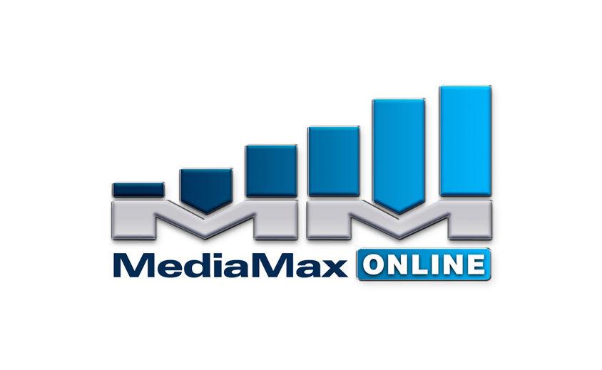 Logo Design: MediaMax Online