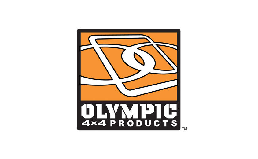 Logo Design: Olympic 4×4 Products
