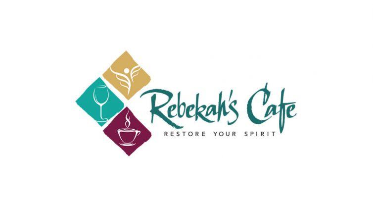Logo Design: Rebekah's Cafe