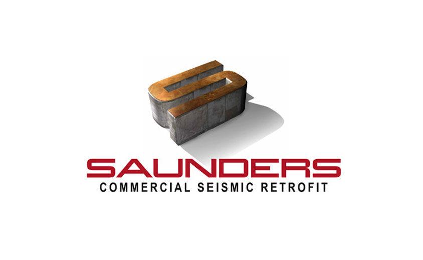 Logo Design: Saunders Seismic