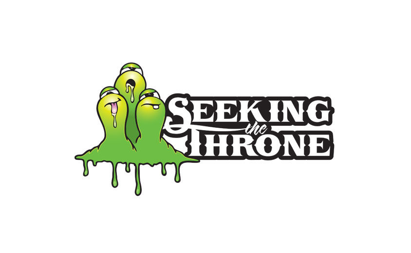 Logo Design: Seeking The Throne