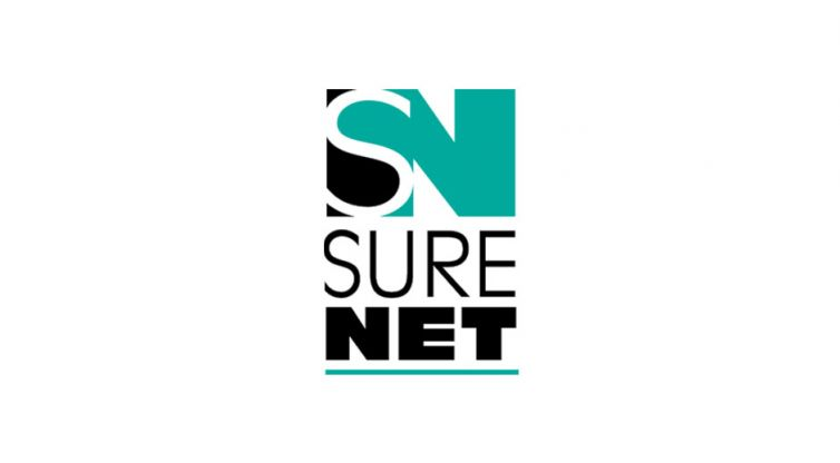 Logo Design: Sure Net