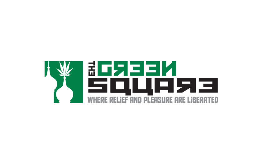 Logo Design: The Green Square