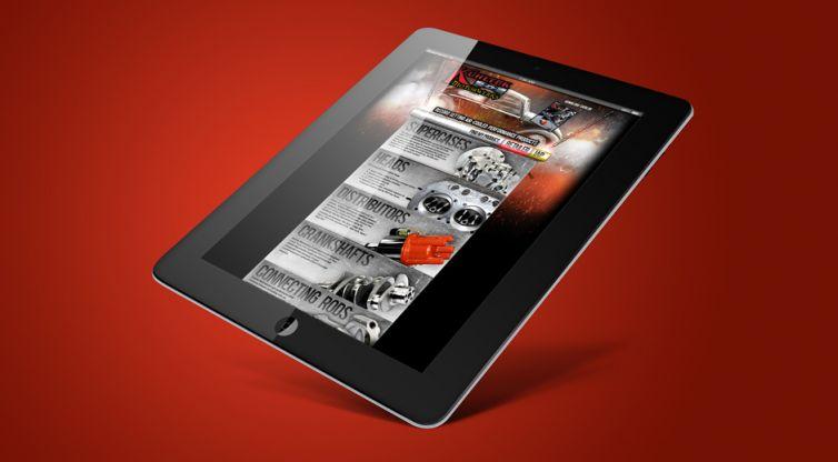 Website Design and Development: Kuhltek Motorwerks