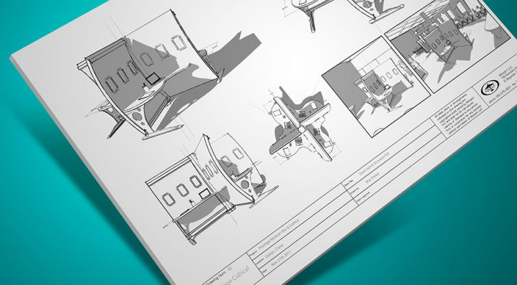 Industrial Design: MotoArt – Fuselage Desk