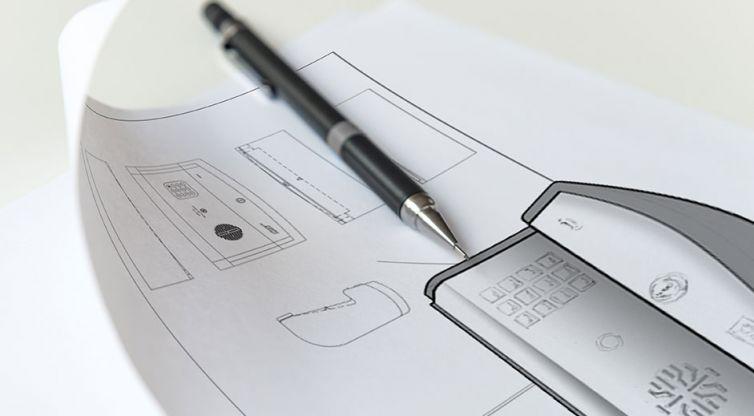 Industrial Design: DKS – 1812 Access Plus