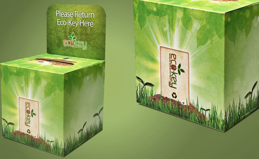 Package Design: Eco-Key