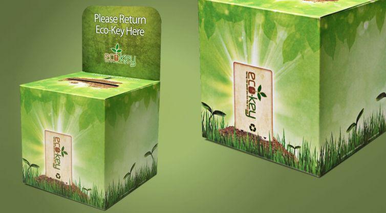 Package Design: Eco-Key