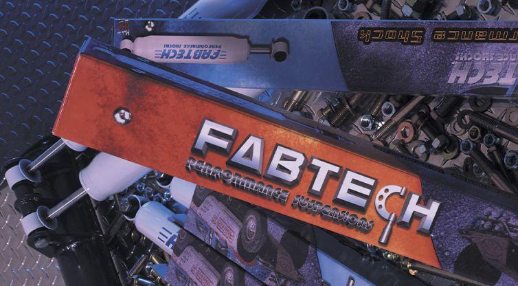 Package Design: Fabtech Motorsports