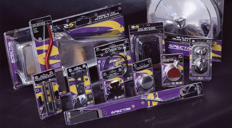 Package Design: Spectre Auto Parts