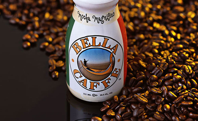 Package Design: Bella Cafe