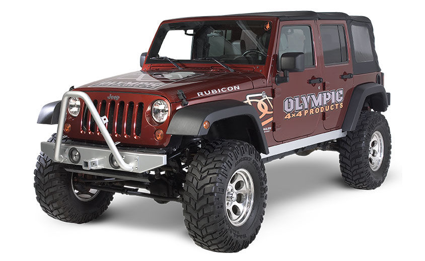 Product Photography: Olympic 4X4