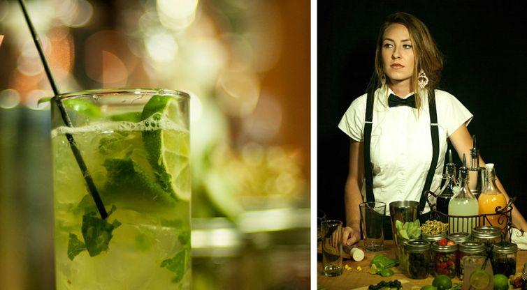 Promotional Photography: Paradise Bar