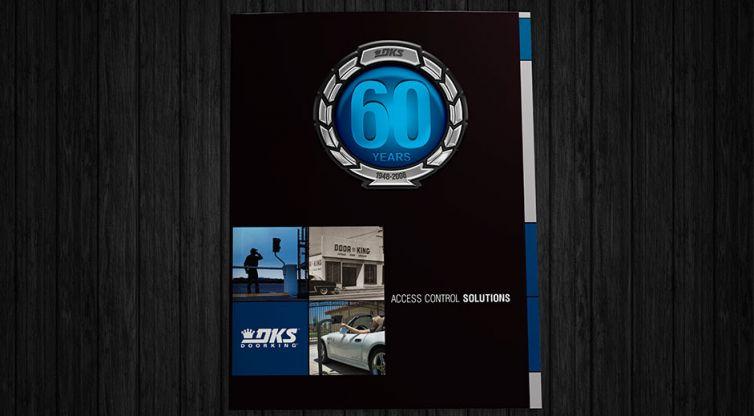 Print Catalog Design: DKS Doorking