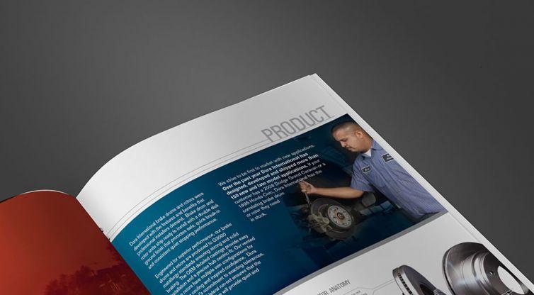 Print Catalog Design: Dura International