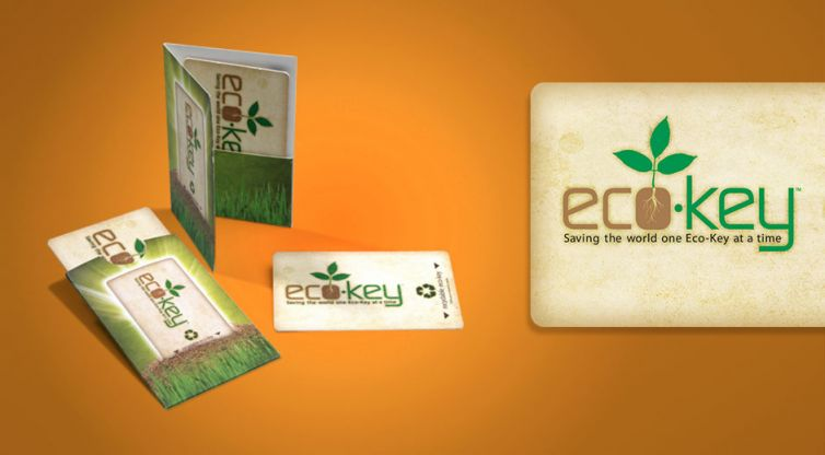 Print Design: Eco-Key
