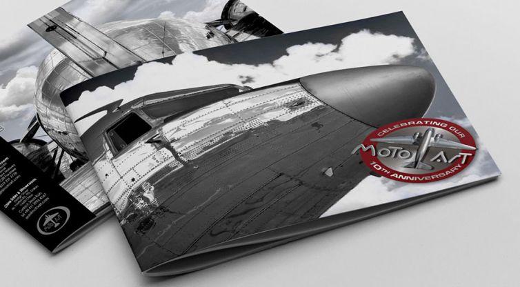 Print Catalog Design: MotoArt