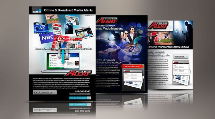 Email Marketing: Daily Buzz Alerts