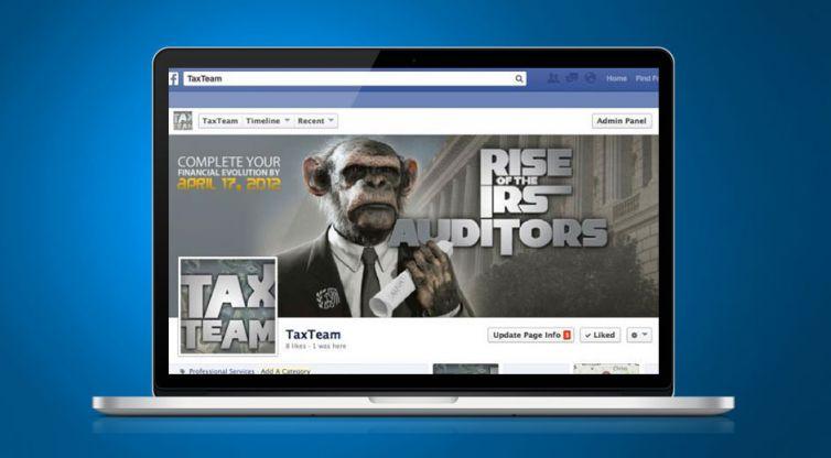 Social Media Marketing: Tax Team