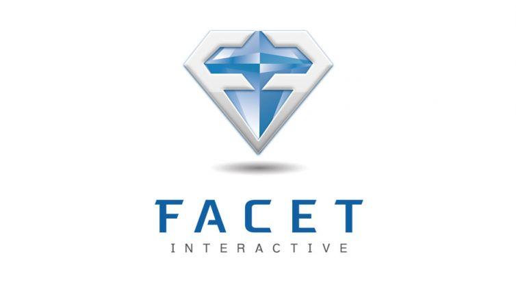 Logo Design: Facet Interactive