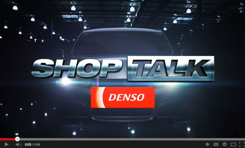 "Social Media Contest Video: DENSO Auto Parts – ""Shop Talk"""