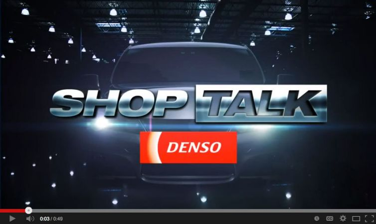 """Social Media Contest Video: DENSO Auto Parts – """"Shop Talk"""""""