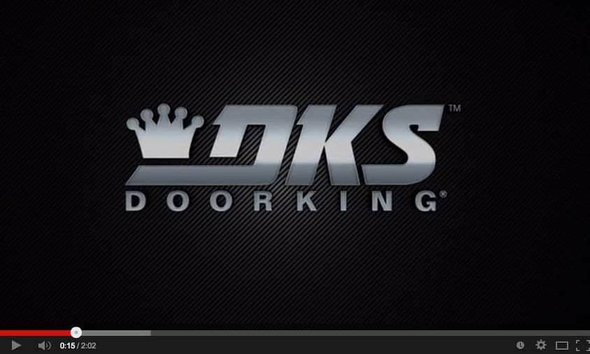 "Product Line Video: DKS – ""6400 In-Ground Gate Operators"""