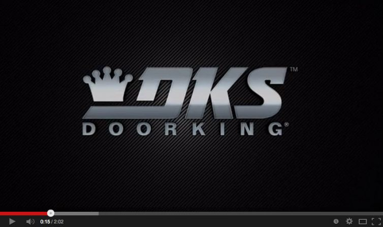 """Product Line Video: DKS – """"6400 In-Ground Gate Operators"""""""