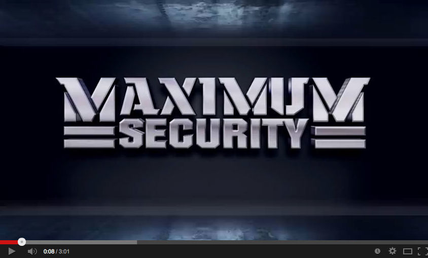 "Product Line Video: DKS – ""Maximum Security"""