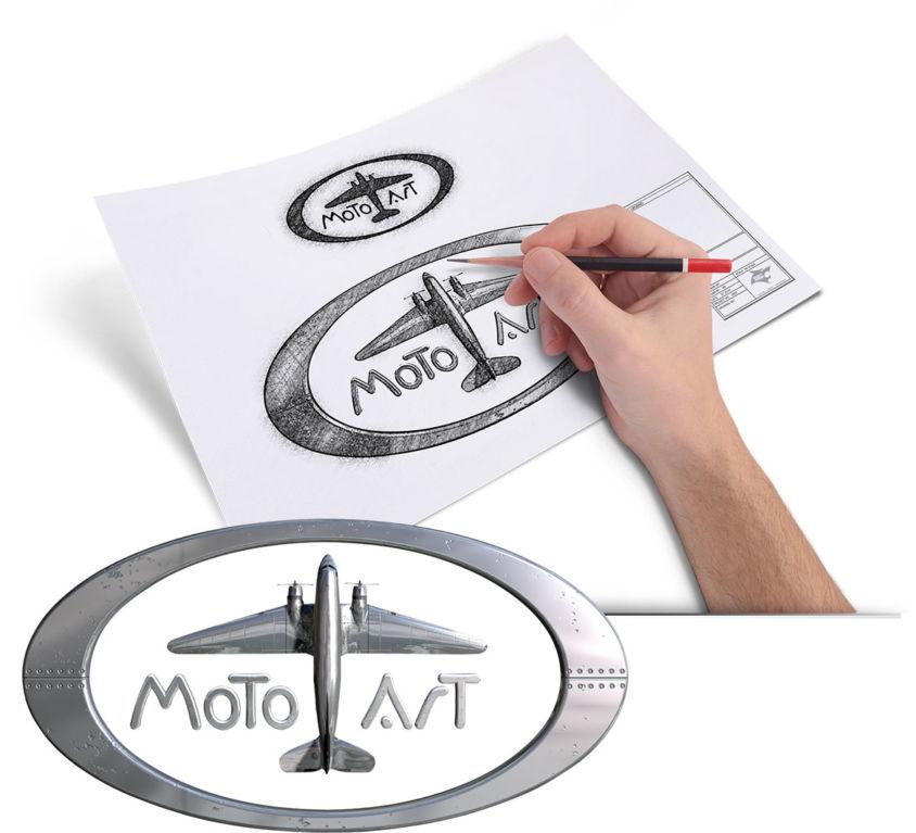 Logo Design: Motoart