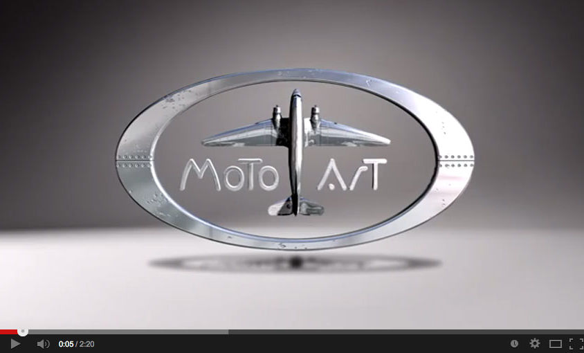 "Product Video: MotoArt – ""747 Cowling Conference Table"""