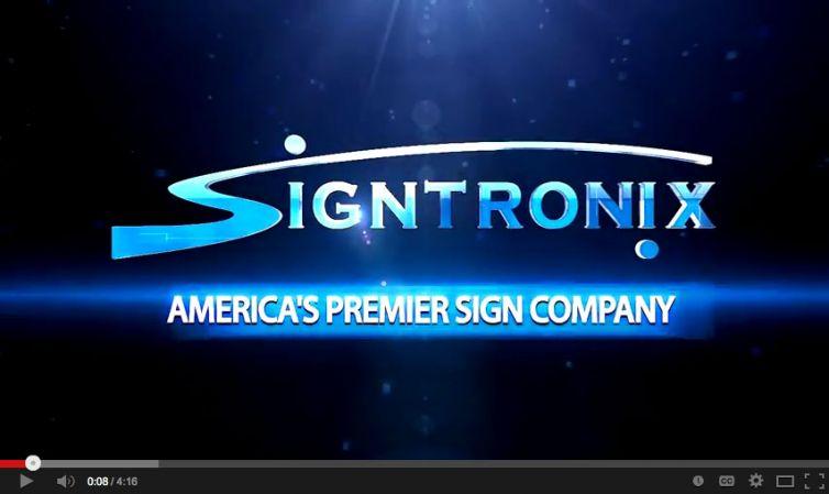 Brand Video: Signtronix Sign Company