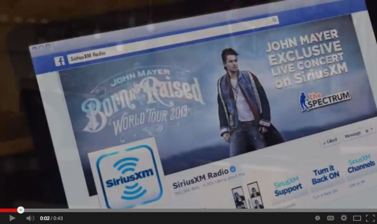 """Commercial Video: Lexus and SiriusXM – """"December to Remember with John Mayer"""""""