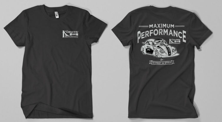 T-Shirt Design: Kulhtek