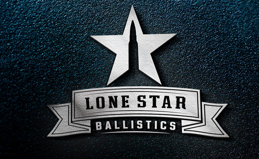 Logo Design: Lone Star Ballistics