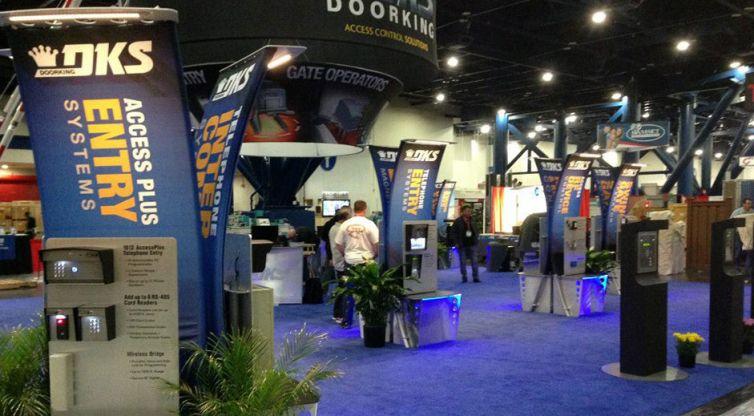 Trade Show Booth: Doorking