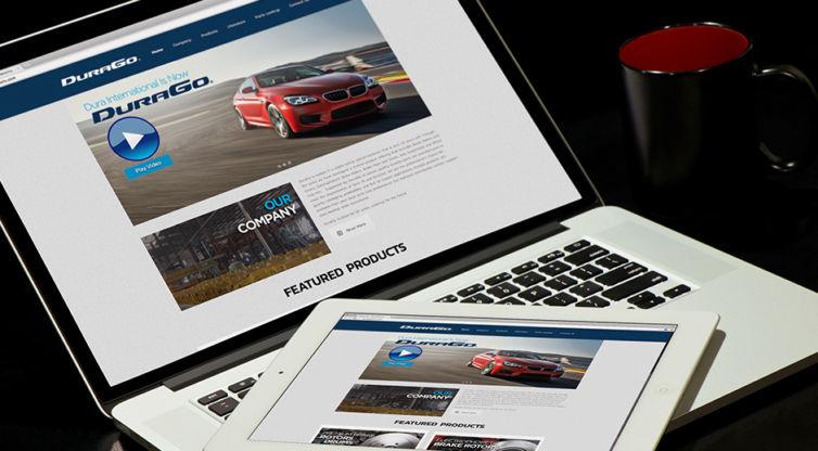 Website Design and Development: DuraGo