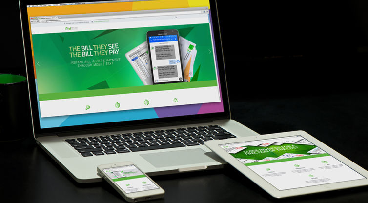 Website Design and Development: Pay2day Solutions